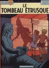Alix -8b1985- Le Tombeau étrusque