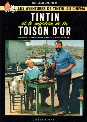 Tintin - Divers -c1b66- Tintin et le mystère de la toison d'or