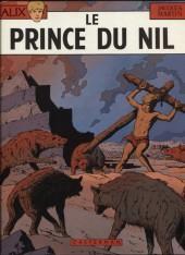 Alix -11b1985- Le prince du Nil