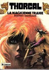 Thorgal -1b84- La Magicienne trahie
