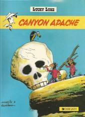 Lucky Luke -37a86- Canyon apache
