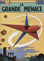 Lefranc -1c82- La grande menace