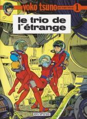 Yoko Tsuno -1b96- Le trio de l'étrange