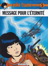 Yoko Tsuno -5c98- Message pour l'éternité