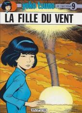 Yoko Tsuno -9a95- La fille du vent