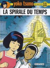 Yoko Tsuno -11a96- La spirale du temps
