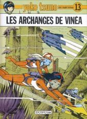Yoko Tsuno -13a96- Les archanges de Vinéa