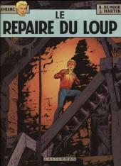 Lefranc -4b82- Le repaire du loup