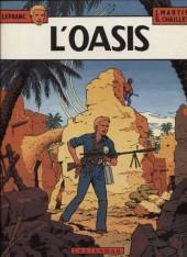Lefranc -7a1983- L'oasis