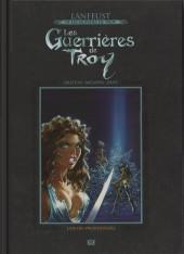 Lanfeust et les mondes de Troy - La collection (Hachette) -36- Les Guerrières de Troy - L'or des profondeurs