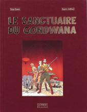 Blake et Mortimer (Les Aventures de) -18TL3- Le Sanctuaire du Gondwana