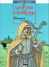 Les 7 Vies de l'Épervier -4a1989a- Hyronimus