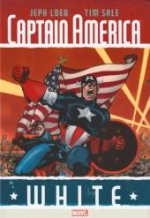 Captain America: White (2008) -INTHC- Captain America: White