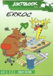 Artbook by -3- Artbook by Erroc