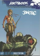 (AUT) Janolle - Artbook by Janolle