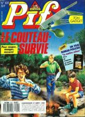 Pif (Gadget) -1011- La guerre de l'énerscmoll (3e partie)