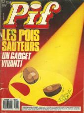 Pif (Gadget) -1018- Le secret du tombeau égyptien
