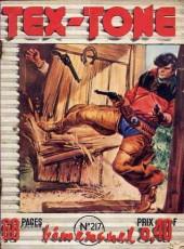 Tex-Tone -217- A cause d'un rat