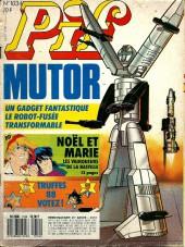 Pif (Gadget) -1034- Chauds les larrons