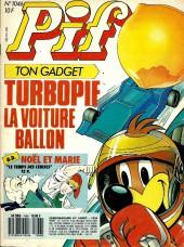 Pif (Gadget) -1046- Télé l'un, télé l'autre