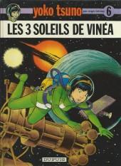 Yoko Tsuno -6a1987- Les 3 soleils de Vinéa