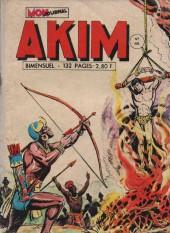 Akim (1re série) -458- La colere du volcan