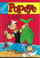 Popeye (Cap'tain présente) -104- Popeye et