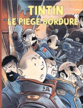Tintin - Pastiches, parodies & pirates -20a- Le piège bordure