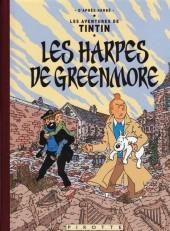 Tintin - Pastiches, parodies & pirates -3b- les harpes de Greenmore