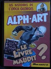 Tintin - Divers - Histoires de l'oncle Georges : Alph-Art ou le livre maudit ?