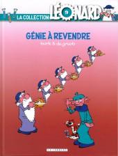 Léonard - La Collection (Prisma Media) -916- Génie à revendre