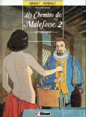 Les chemins de Malefosse -2a88- L'attentement