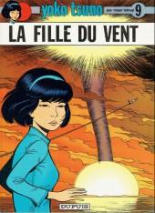 Yoko Tsuno -9a86- La fille du vent