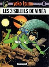 Yoko Tsuno -6a1984- Les 3 soleils de Vinéa