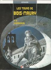 Les tours de Bois-Maury -3a1990- Germain