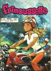 Frimoussette -110- Tina. La petite poupée