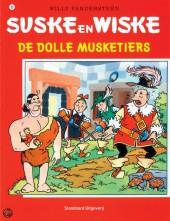 Suske en Wiske -89- De dolle musketiers