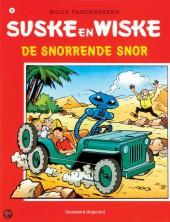 Suske en Wiske -93- De snorrende snor