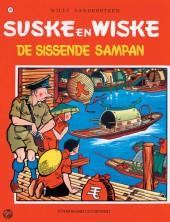 Suske en Wiske -94- De sissende sampan