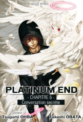 Platinum End -Num06- Conversation secrète