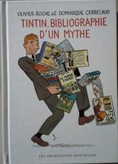 Tintin - Divers -TT- Tintin, bibliographie d'un mythe