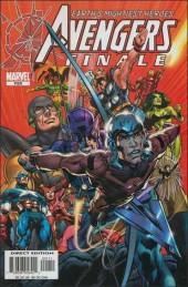 Avengers Finale (2005) -1- Avengers Finale