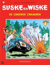 Suske en Wiske -110- De zingende zwammen