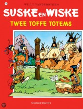 Suske en Wiske -108- Twee toffe totems