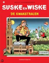 Suske en Wiske -99- De kwakstralen