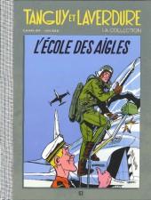Tanguy et Laverdure - La Collection (Hachette) -1test- L'École des Aigles