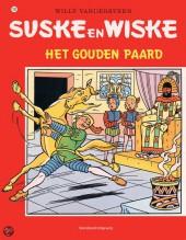 Suske en Wiske -100- Het gouden paard
