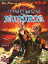 Tanguy et Laverdure -12b1978- Menace sur Mururoa
