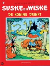 Suske en Wiske -105- De koning drinkt