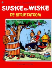 Suske en Wiske -107- De sprietatoom